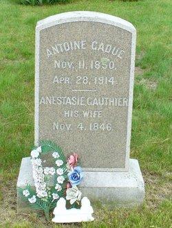 Anestasie <I>Gauthier</I> Gadue