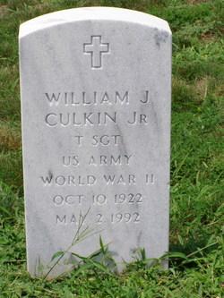 William J Culkin, Jr