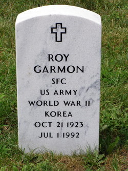 Roy Garmon