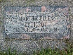 Martha Ellen Lythgoe