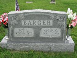 Neoma C <I>Vermillion</I> Barger