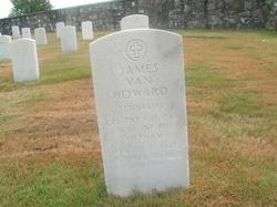 """Corp James Van """"Jimmy"""" Howard"""