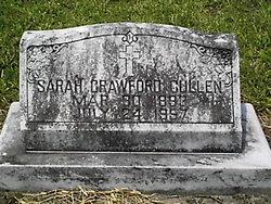 Sarah <I>Crawford</I> Cullen