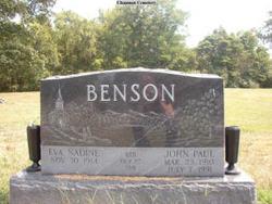 John Paul Benson