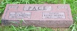 Flora Jemima <I>Winters</I> Pace