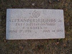Alexander C Fields, Jr