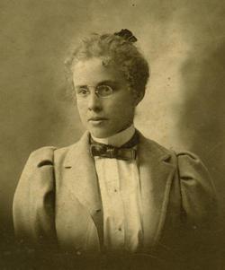 Mary Nancy <I>Johnston</I> Brock