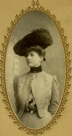 Nellie May <I>Johnston</I> Kasey