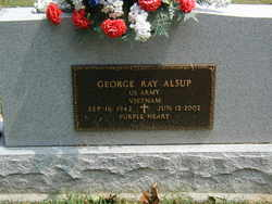 George Ray Alsup