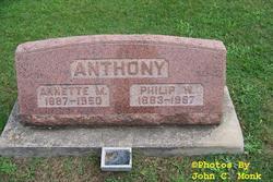 Annette M. <I>Roeder</I> Anthony