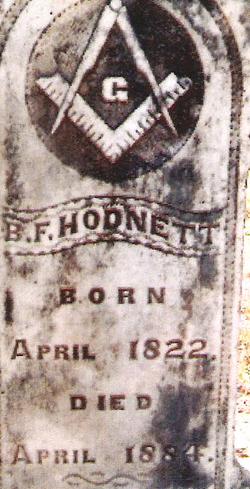 Benjamin Franklin Hodnett