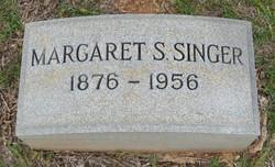 "Margaret ""Maggie"" <I>Smith</I> Singer"