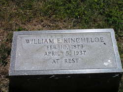 William E Kincheloe