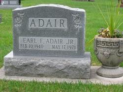Earl F Adair, Jr