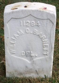William C Barnett