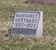 Margaret <I>McLellan</I> Bertrand