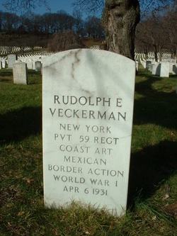 Rudolph E Ueckerman