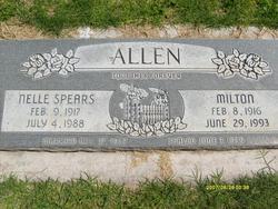 Oscar Milton Allen