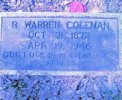 R. Warren Coleman