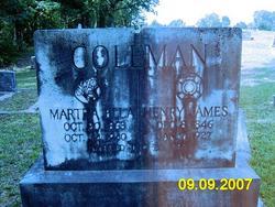 Martha Ella Coleman