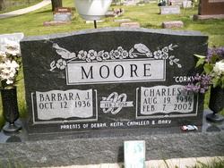 Charles P Moore