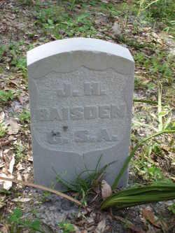 Jefferson H Baisden