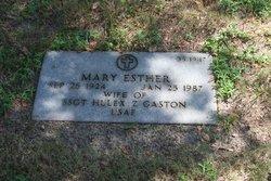 Mary Esther Gaston