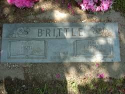 Hazel <I>Painter</I> Brittle