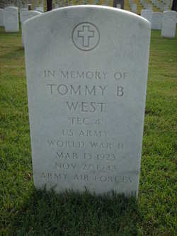 Tommy B West