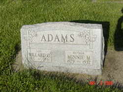 Willard Otis Adams