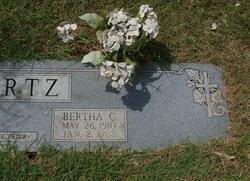 Bertha Clara <I>Zingelman</I> Bartz