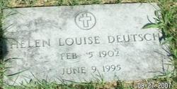 Helen Louise Deutsch