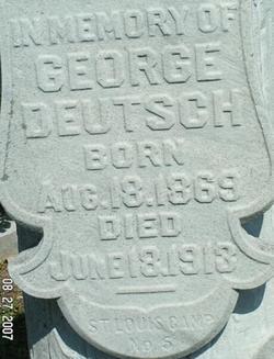 George Deutsch