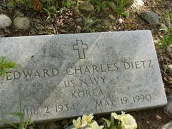 Edward Charles Dietz