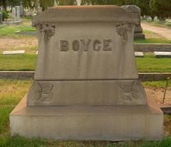 Bettie <I>Fant</I> Boyce
