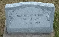Martha Harrison