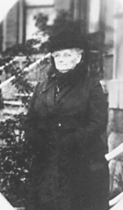 Anna Regina <I>Schoenewald</I> Deutsch