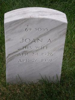 Joan A Crowe
