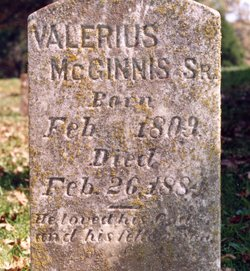 Valerius McGinnis