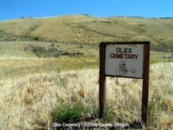 Olex Cemetery