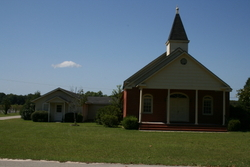 Harville Baptist Church Cemetery