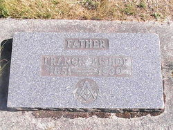 "Francis ""Frank"" Bishop"