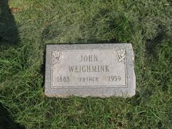 John Weighmink