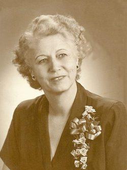 Mamie Itha <I>Pierce</I> Hintze