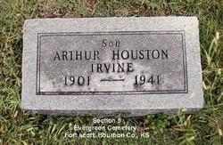Arthur Houston Irvine