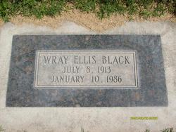 Wray Ellis Black