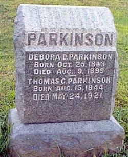 Debora Belinda <I>Daw</I> Parkinson