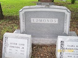 Lester Loyd Edmonds, Jr