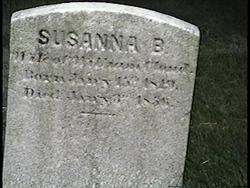 Susanna <I>Bunting</I> Cloud