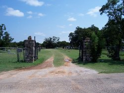 Thorp Spring Cemetery
